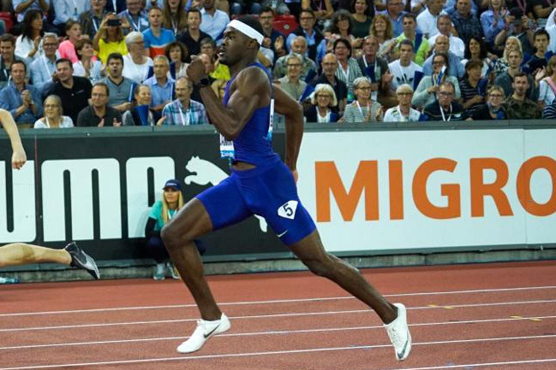 Rai Benjamin - Global Athletics & Marketing